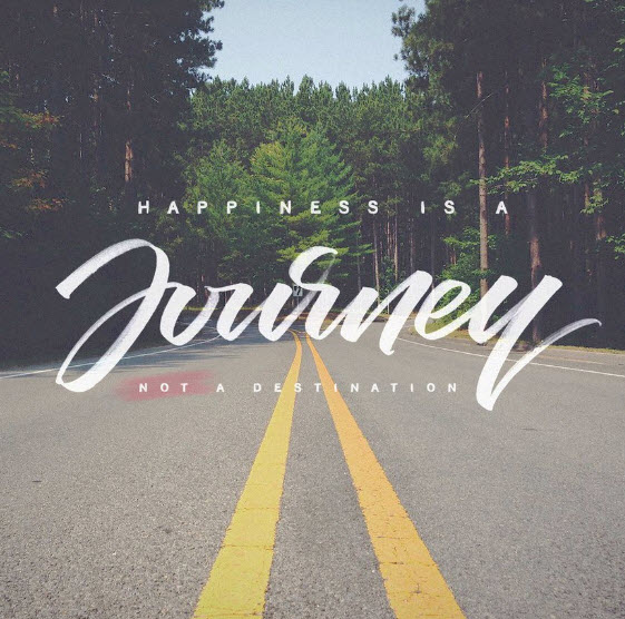 happiness journey